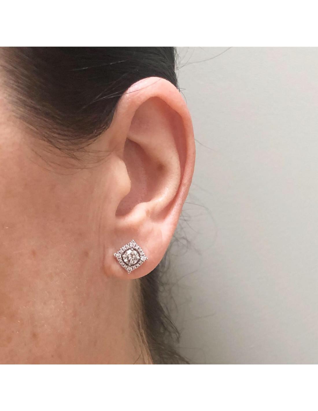 Boucles d'oreilles transformables INVALIDES