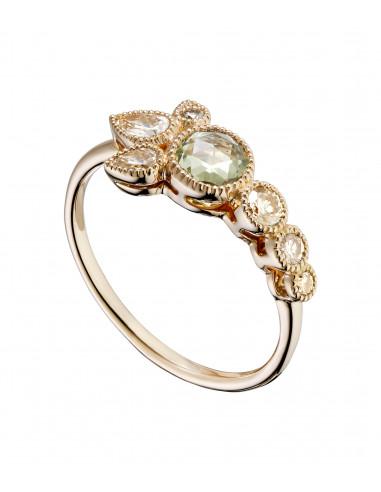MONTSOURIS Ring (Rose Gold)