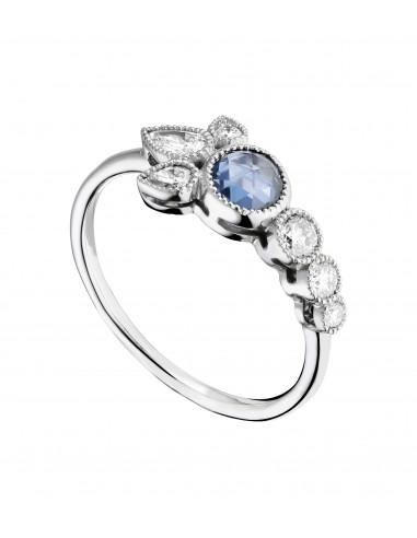 MONTSOURIS Ring (White Gold)