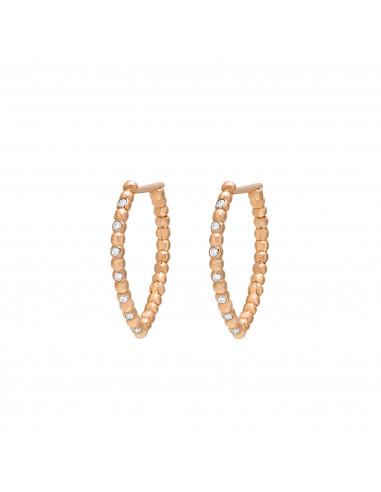 WAGRAM Pavées Earrings